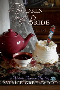 A Bodkin for the Bride by Patrice Greenwood