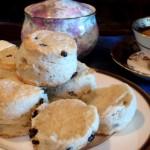 British Cream Scones with Currants