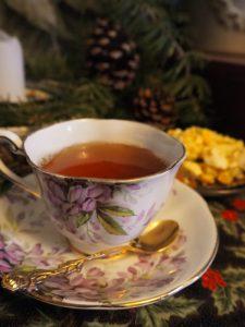 wisteria teacup