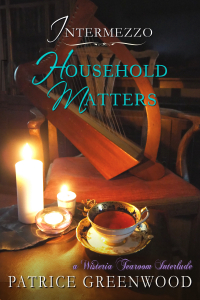 cover Intermezzo: Family Matters by Patrice Greenwood